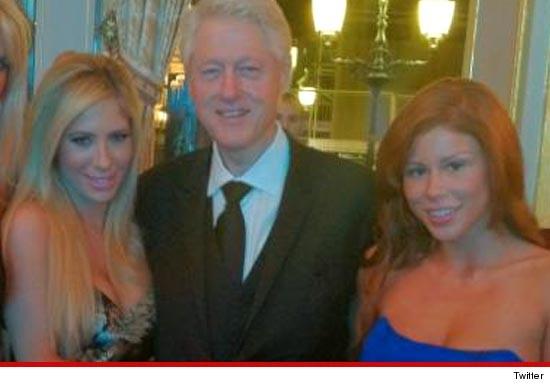 William Jefferson Clinton - Pimp