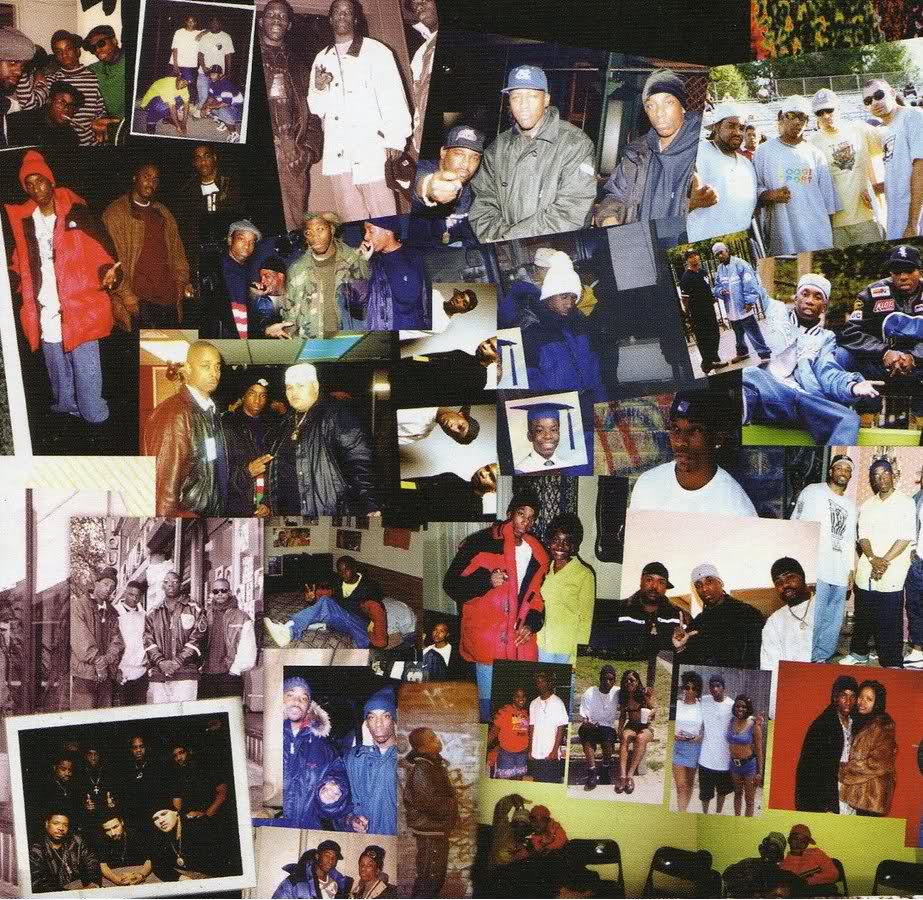 Big L Photo Collage