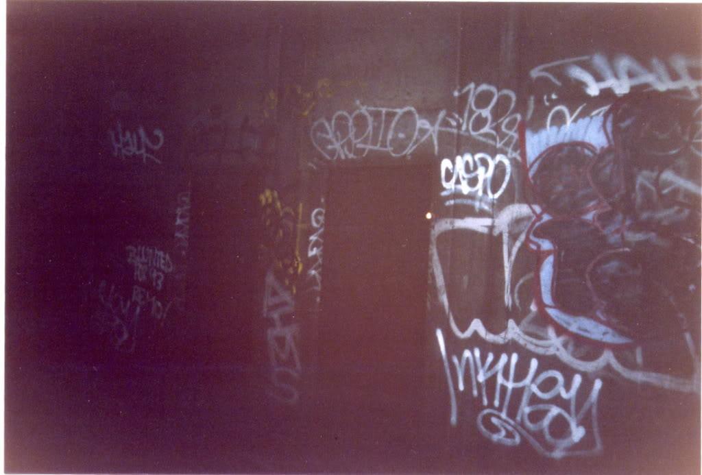 GRAFFITI:  CASIO 182 · INKHEAD · CASPO