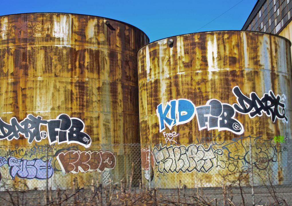 GRAFFITI:  DART IF GF · FIB STM IF · KID FREE PK