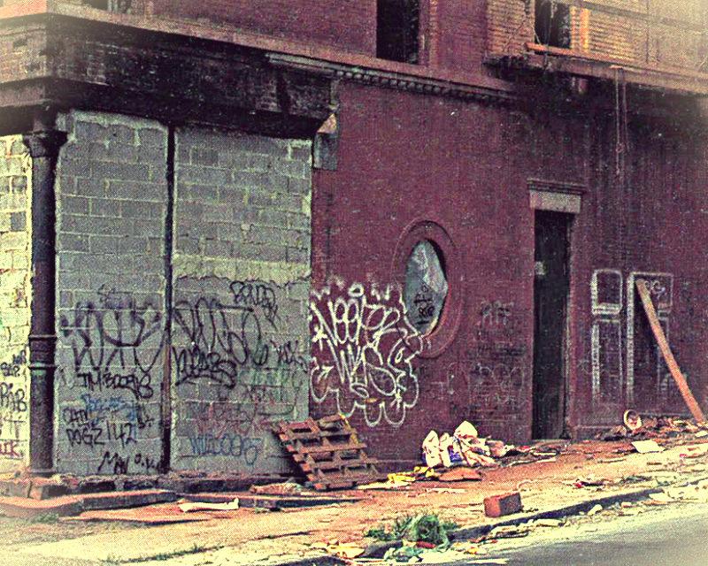 GRAFFITI:  JOSH5 · VEEFER WKS