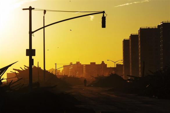 Photo:  Hurricane Sandy Aftermath