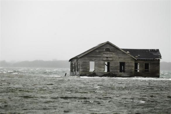 Photo:  Hurricane Sandy Aftermath