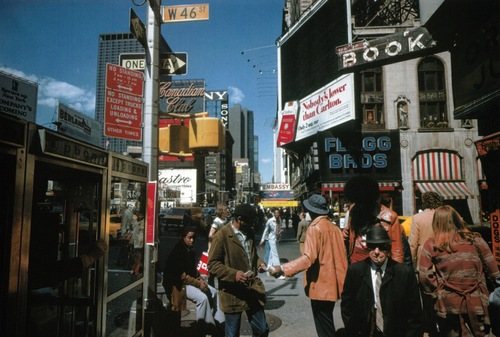 Photo:  West 46th Street - NYC